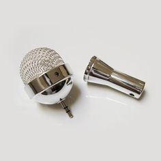 Mini Microphone Speaker for the iPhone