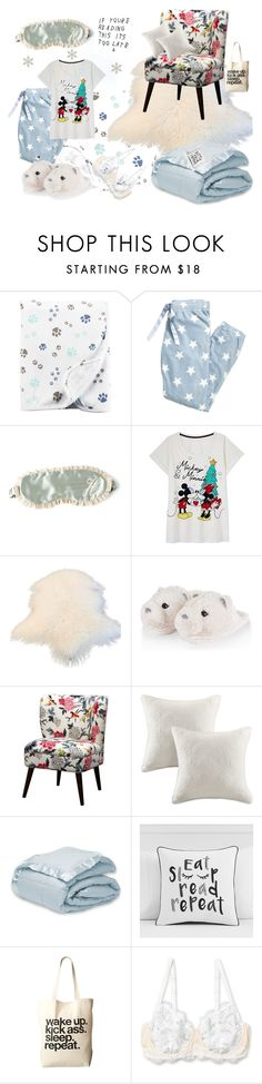 """Sweet dreams"" by lalaline on Polyvore featuring Carter's, H&M, Threshold, Madison Park, Mélange Home, PBteen, Dogeared, Mimi Holliday by Damaris, love and look"
