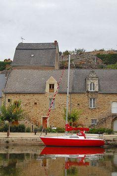 Brittany - La Roche Bernard