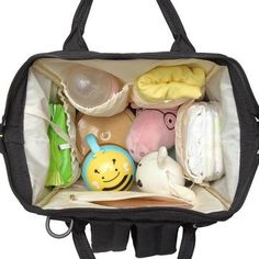 Baby Diaper Bags Zip Backpack Diaper Bag Organizer Baby Care Baby Diaper Bags, Diaper Bag Backpack, Nappy Changing Bags, Diaper Bag Organization, Maternity Nursing, Wedding Anniversary Gifts, Large Bags, Baby Care, Baby Gifts