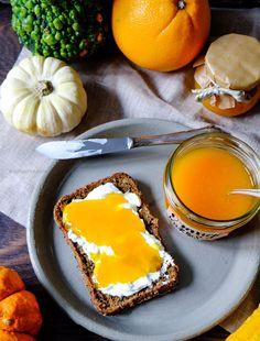 Rezept: Herbstliche Orangen Kürbis Marmelade selbst gemacht   waseigenes.com
