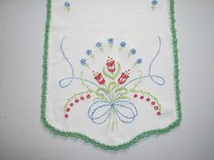 dresser scarf 1 by love to sew, via Flickr
