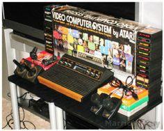 Atari VCS (2600) | Video Game Console Library