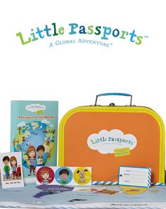 Preschoolers can explore a new world theme each month, such as music or landmarks, with a subscription to Little Passports Early Explorers. One theme a month, packages arrive filled with fun and educational activities, souvenirs and stickers.