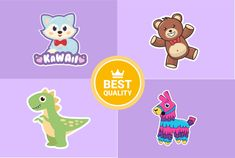 Design cute kawaii logo or mascot or illustration for you by Rianfirdaus28 Logo Design Services, Branding Design, Cute Monster Illustration, Cartoon Logo, Campaign Logo, Cute Monsters, Book Design Layout, Banner Design, Monster 2