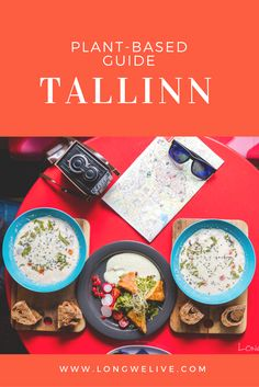 Food is important during your trip. Let's take you ona plant based journey thought best cafes/restaurant in Tallinn city.