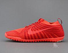Nike Free Hyperfeel Run Gym: Red