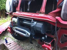 BigJimny Forum: Winch bumpers (1/1)