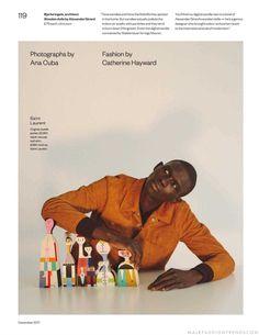 Male Fashion Trends: Fernando Cabral se enfunda en las mejores colecciones de la temporada para Esquire UK