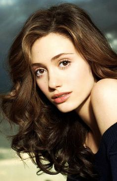 Emmy Rossum ♥i had a dream that we met and became best friends