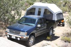 QuickSilver Soft-side Truck Campers