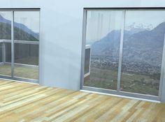 Attique rénové à Sion 11220411 Windows, Apartments, Real Estate, Window, Ramen