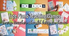 free piano teaching games These top 9 are the perfect place to start!