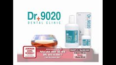 Dr 9020 Mouthwash #MoreMall #HomeShopping #Indonesia www.moremall.tv
