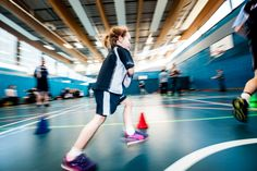 Girls play Rugbytots too. Basketball Court, Play, Girls, Sports, Toddler Girls, Hs Sports, Daughters, Maids, Sport