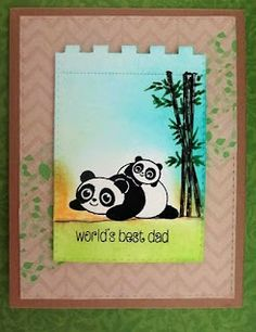HandmadebyRenuka: CARD # 37  #CLEARLYBESOTTED STAMPS #JUST TWO OF US