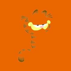 Garfield Cute