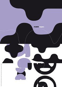 Lies poster by Neville Brody The Fuse Box: Faces of a Typographic Revolution - Print Magazine The Face Magazine, Neville Brody, Stefan Sagmeister, Peter Saville, Design Research, Punk, Print Magazine, Grafik Design, Graphic Design Art