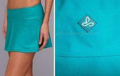 prAna Swimwear Sakti Swim Skirt XS Beach Swim Surf SUP Adventure Travel *NEW* #prAna #SwimSkirt