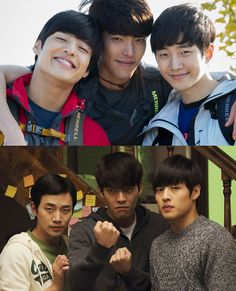 Man-boys Abound in Full Movie Trailer for Twenty with Kim Woo Bin, Kang Ha Neul, and Junho   A Koala's Playground