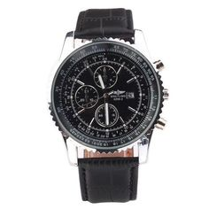 New men's luxury quartz watch - FREE SHIPPING