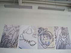 Scott Cameron: tattoo drawings    only because of the tag