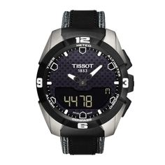 4ad2fd0c461a Curated  Today s Best Watch Brands. Tissot T TouchReloj Para Hombres ...