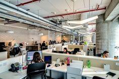 Googles Absolutely Amazing & Extraordinary Office in Tel Aviv, Israel