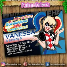 DC Super Hero Girls - Harley Quinn - We deliver your order in récord time, less than 4 hour! Best Value.