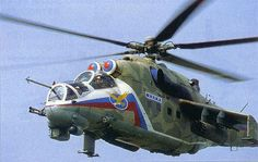 Over 2,500 Mi-24 helicopters have been produced. - Image - Airforce Technology