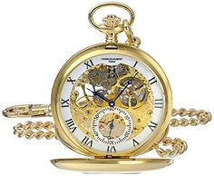 Charles-Hubert, Paris 3972-G Premium Collection Analog Display Mechanical Hand Wind Pocket Watch https://www.carrywatches.com/product/charles-hubert-paris-3972-g-premium-collection-analog-display-mechanical-hand-wind-pocket-watch/ Charles-Hubert, Paris 39