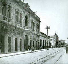 Calle Padre Mier
