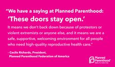 Planned Parenthood Action