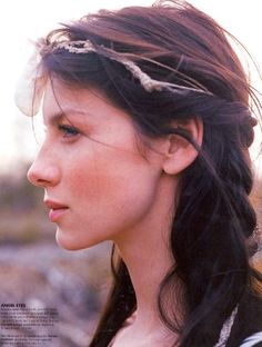 Already in love with her- Caitriona Balfe is Claire Elizabeth Beauchamp Randall Fraser in the STARZ Outlander Series
