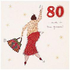 38 Best 80th Birthday Images On Pinterest