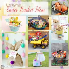 50 non candy easter basket ideas for traveling kids travel kids a whole list of alternative easter basket ideas to help you create the perfect non negle Gallery