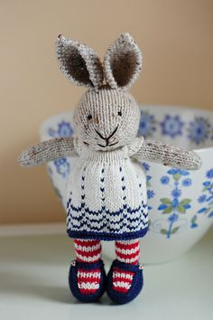 Ravelry: Indrani's Paranel ~ Bunny Girl for my niece