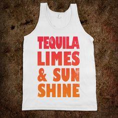 @Myra Cherchio Cherchio Cherchio Magallon Tequila Limes And Sun Shine