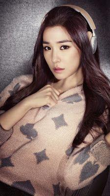 Tiffany Hwang SNSD Girls' Generation Cosmopolitan November 2013