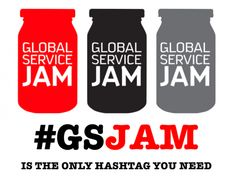 Global Service Jam | Just 48 hours to change the WORLD.
