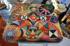 malba na nábytek.......jestli se vám libí tak tady je více mé tvorby www.mls-art.cz
