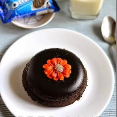 Easy oreo biscuit cake recipe using microwave - Its eggless !