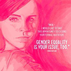 Después de haber sido elegida como embajadora de buena voluntad por la ONU, la actriz Emma Watson dio un discurso sobre igualdad de género digno de ovación en las oficinas de la ONU. Visita Linio México y encuentra lo mejor en libros. http://www.linio.com.mx/libros-y-musica/todos-los-libros/