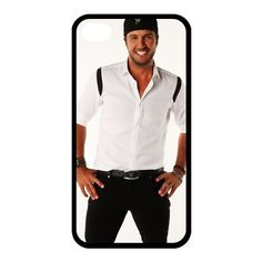 Luke Bryan iPhone 4/4s Case Hard Cover Protective Back Fits Case PC4642 by Customshopcenter, http://www.amazon.com/dp/B00B715NZ8/ref=cm_sw_r_pi_dp_-cXZrb1KTF97Q