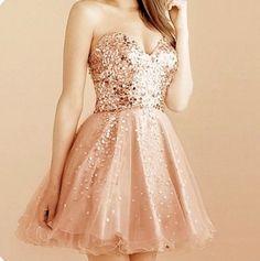 Gliter dress for julia