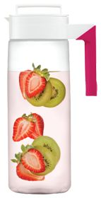 Takeya Fruit Infusion Pitcher, 66.0 Ounces , Pitcher #kitchen #essentials #healthykitchen #shopping #vitaminshoppe