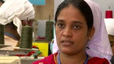 'We want the garments sector to survive' - BBC News