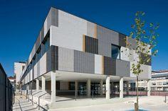 Gallery of Secondary School Miranda de Ebro / Virai Arquitectos - 4