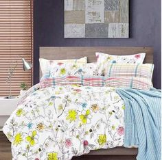 Lenjerie de pat din bumbac Valentini Bianco TB010/62 Dinning, Comforters, Bianco, Decor, Furniture, Bed, Home, Home Decor