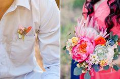 bouquet//Water Nymph Wedding Inspiration